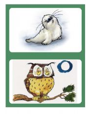 Flashcards - Animals 01/04
