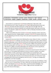Summerfest Festival