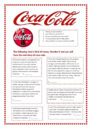 The Coca- Cola story