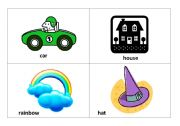 English Worksheets: Readaholic 3.1 flash-cards for chapter 1 to 4