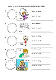 Elementary Revision for kids!