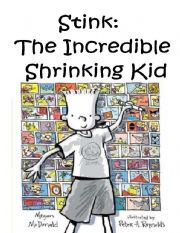 English Worksheets: Stink the Incredible Shrinking Kid Packet
