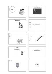 English Worksheet: rebus 2
