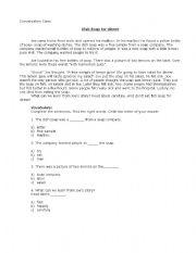 English Worksheets: Dish soap for dish