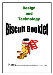 English Worksheets: Biscuit Booklet