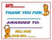 English Worksheets: THANK YOU