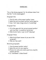 Worksheet To Kill A Mockingbird Worksheets to kill a mockingbird movie worksheet hypeelite english worksheets closing argument speech quot mocking bird quot