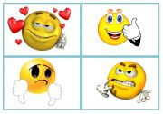 English Worksheets: LOVE - LIKE - DON�T LIKE - HATE FLASHCARDS