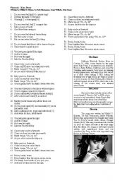 English Worksheets: Firework - Katy Perry