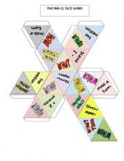WH-Q- dice game