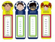 English Worksheet: BOOKMARKS: PERSONAL PRONOUNS AND POSSESSIVE ADJECTIVES