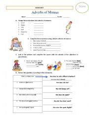 Printables Etiquette Worksheets english teaching worksheets manners adverbs of manners