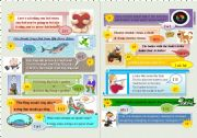 English Worksheets: Tongue Twisters Minibook ( Part 2)