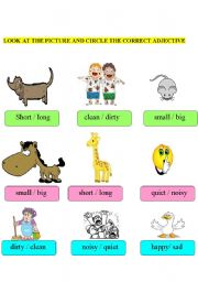 Worksheets Adjective For Kids what is adjectives for kids laptuoso laptuoso