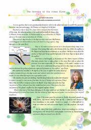 English Worksheets: The secrets of the ocean floor
