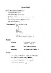English Worksheets: sds