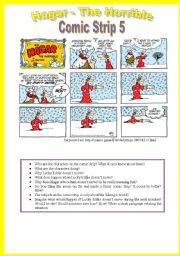 Hagar - Comic Strip 5