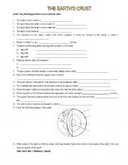 Bill Nye Planets Worksheet - Pics about space