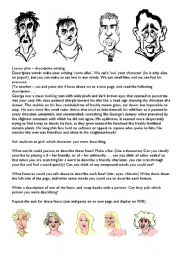 English Worksheets: Which face is that?