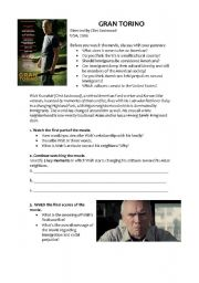 gran torino film analysis Running header - gran torino film analysis1 gran torino film analysis 7 gran torino film analysis released in 2008, the film gran torino provides multiple cultural conflicts and examples of popular culture at its worst and at its best.