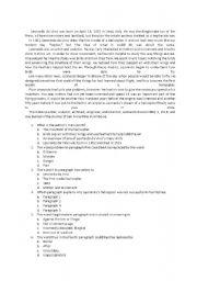 English Worksheets: soal bahasa inggris smp kelas 7