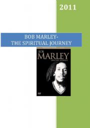 English Worksheet: Bob Marley- The spiritual Journey