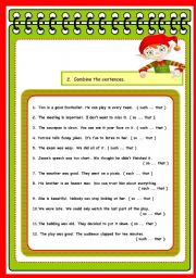 English Worksheets: so that