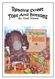 English Worksheets: Tops and Bottoms Part 3