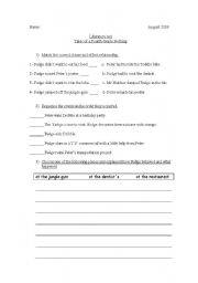 Collection Tales Of A Fourth Grade Nothing Worksheets Photos ...