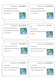English Worksheet: Role-play -