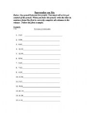 Spanish regular -AR verbs worksheet Spanish -AR verb conjugation ...