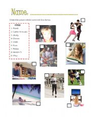 English Worksheets: Do you