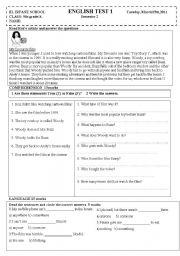 Printables 9th Grade Reading Worksheets english teaching worksheets 9th grade test for grade