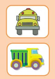English Worksheet: Transports flashcards