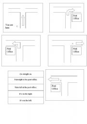 english worksheets directions flashcards. Black Bedroom Furniture Sets. Home Design Ideas