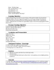 English Worksheets: Murder Mystery Reading lesson plan