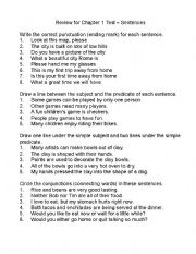 english worksheets subject and predicate worksheets page 3. Black Bedroom Furniture Sets. Home Design Ideas