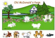 English Worksheets: Old McDonald had a farm