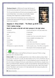English Worksheet: Facebook - The Social Network (Movie)
