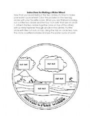 math worksheet : water cycle worksheet for preschoolers  water cycle coloring page  : Water Cycle Worksheet For Kindergarten