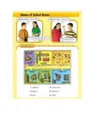 English Worksheets: backpack 3