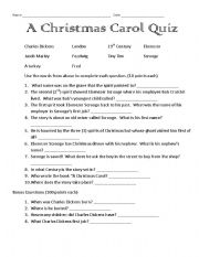 image about A Christmas Carol Worksheets Printable named English worksheets: xmas carol worksheets, webpage 11