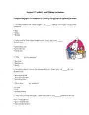 English Worksheets: Language Functions worksheet