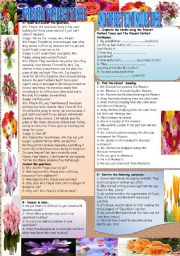 English Worksheet: PRESENT PERFECT AND PERFECT CONTINUOUS