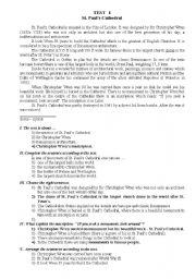 English Worksheets: Reading tests
