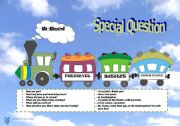 English Worksheets: Special (W-) Question Lok Scheme