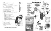 English Worksheet: Crazy by Britney Spears