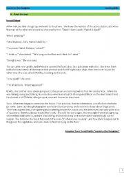roald dahl lamb to the slaughter essay questions