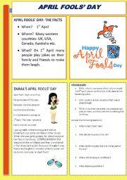 April Fools´ day