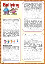 bullying level intermediate age 13 17 downloads 366 bullying level